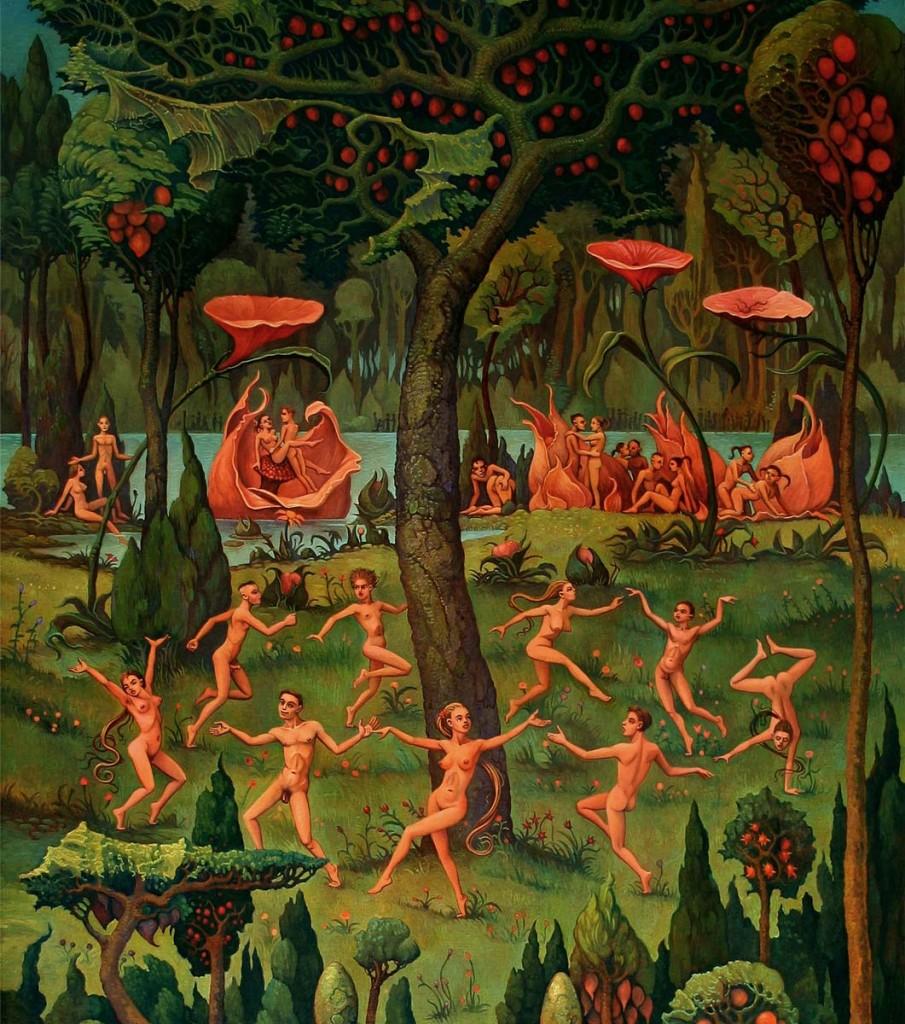 Jak dokonać analizy i interpretacji obrazu współczesnego malarza. Galeria nowoczesnych reprodukcji