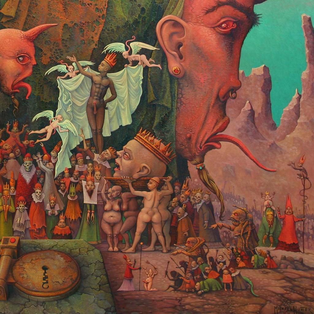 Jak dokonać analizy i interpretacji obrazu nowoczesnego malarza. Nowoczesne obrazy na płótnie