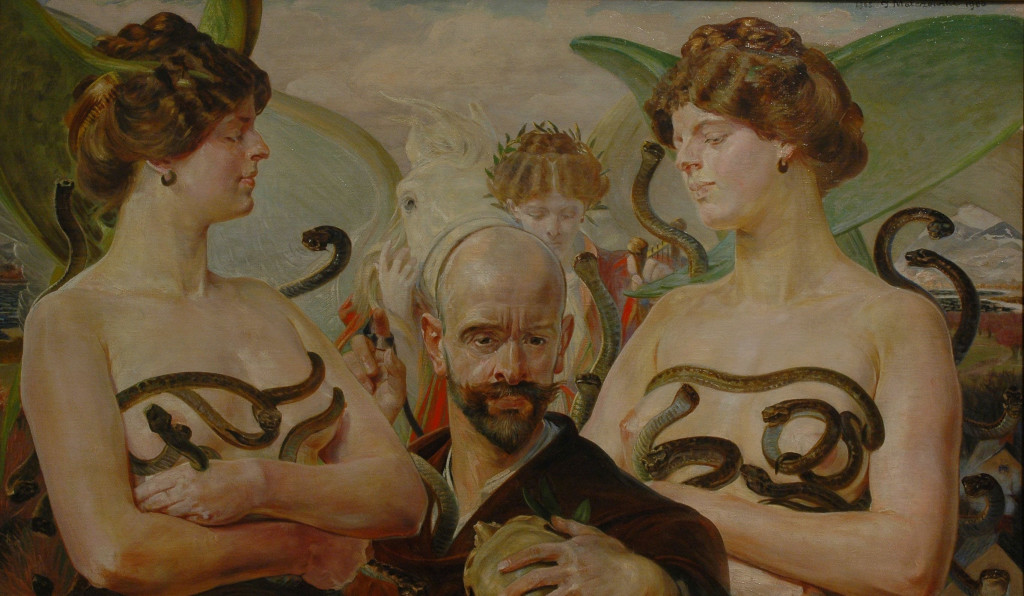 Malczewski duże fotoobrazy w nowoczesnych ramach