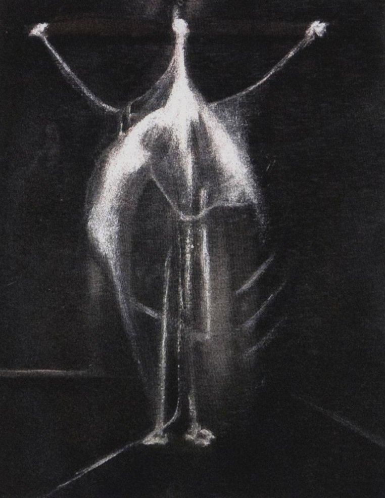"""Obraz """"Ukrzyżowanie"""" Francisa Bacona, analiza i interpretacja"""
