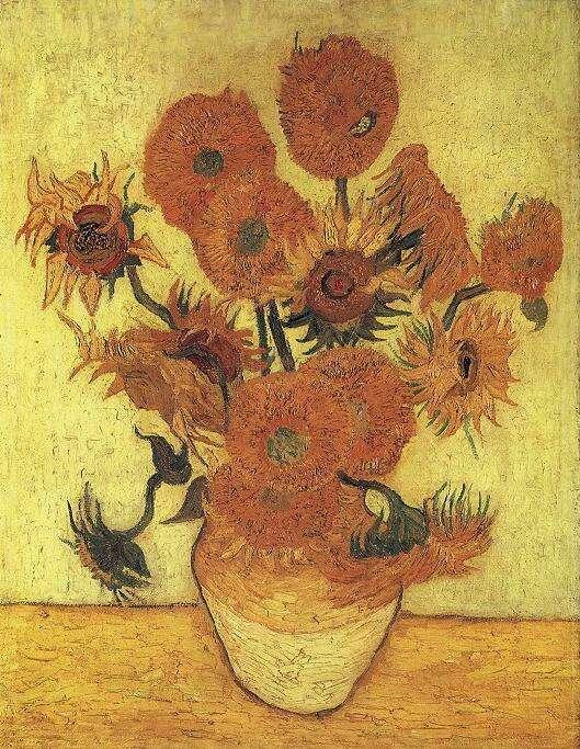 Van Gogh Słoneczniki obrazy na płótnie olejne reprodukcje malarstwa dekoracje łódź
