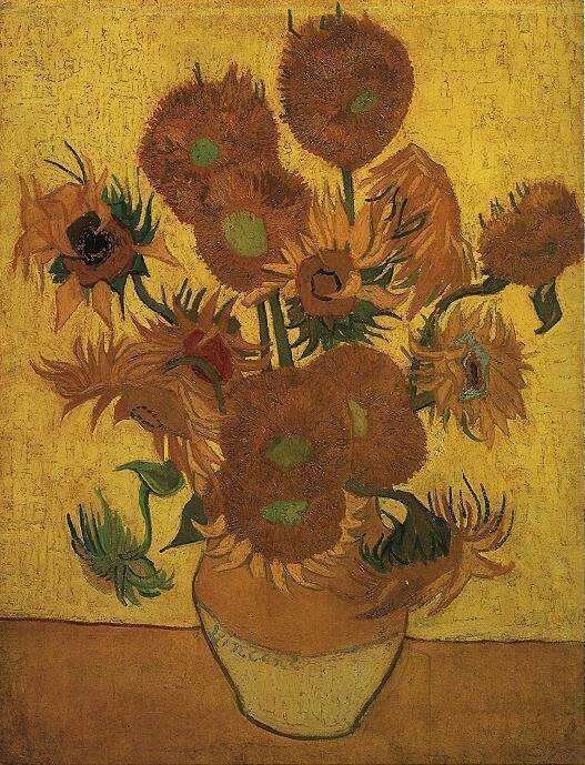 Van Gogh Słoneczniki obrazy na płótnie olejne reprodukcje dekoracje do salonu Warszawa