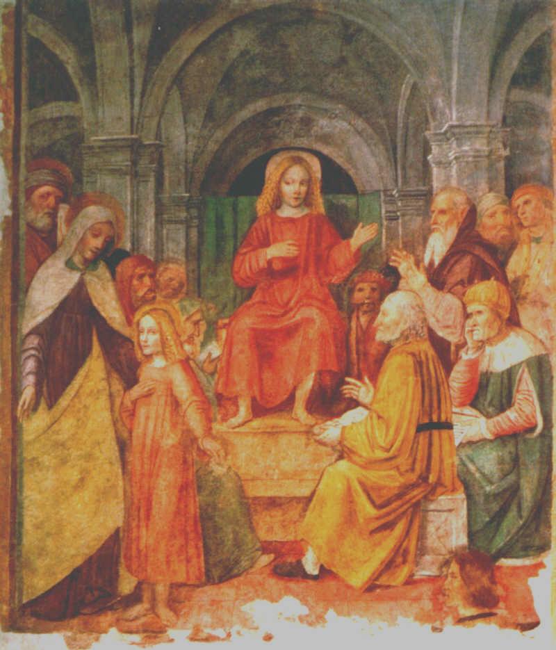 "obraz Rafaela ""Madonna del Duca di Terranuova"" Madonna Sykstyńska olej na płótnie"