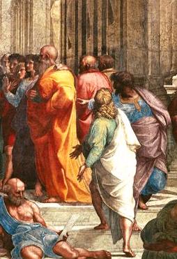 Szkoła Ateńska Rafaela obrazy11