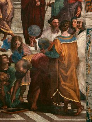 Szkoła Ateńska Rafaela3