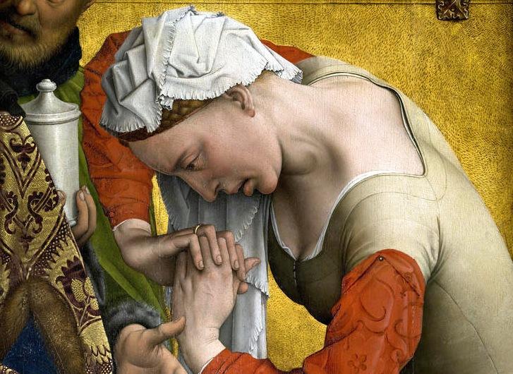 Prywatne życie arcydzieł TVP Kultura – Rogier van der Weyden, Zdjęcie z krzyża, pierwszy fragment