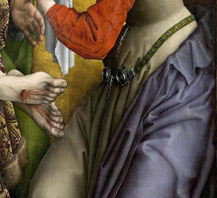 Prywatne życie arcydzieł TVP Kultura – Rogier van der Weyden, Zdjęcie z krzyża, drugi fragment
